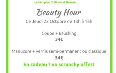 La Beauty Hour du Beauty Pop-Up